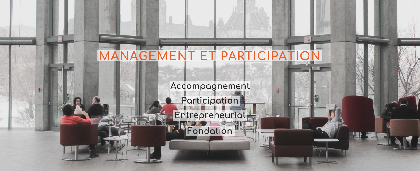 MANAGEMENT ET PARTICIPATION (3)